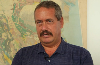 Timár Gábor (ELTE TTK) előadása a novemberi MÁSZ-szakesten.