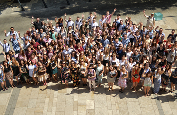 Szakkollégiumunk Magyarországon tanuló tagjai is előadnak a rendezvényen.